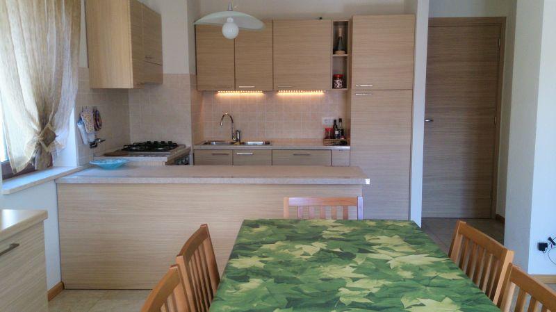 Angolo cottura Affitto Appartamento 85967 Auronzo di Cadore