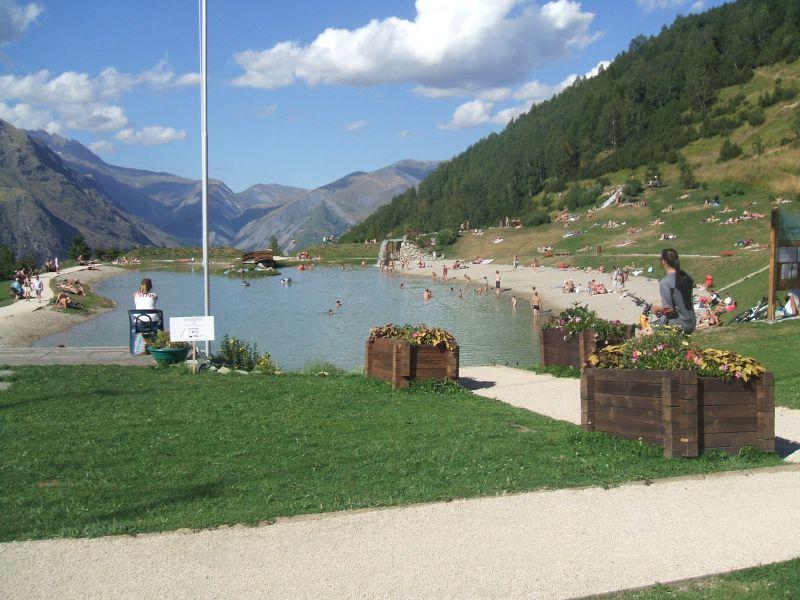 Vista nelle vicinanze Affitto Appartamento 93391 Les 2 Alpes