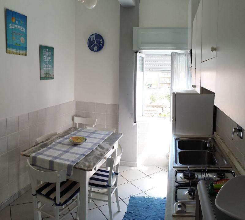 Cucina separata Affitto Appartamento 94203 Diano Marina