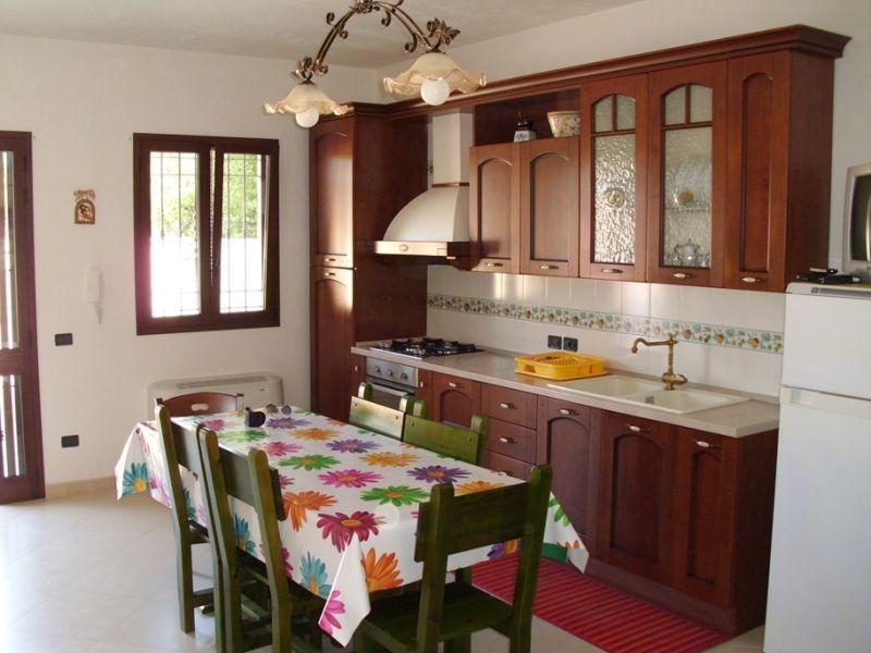 Cucina all'americana Affitto Appartamento 95214 Gallipoli