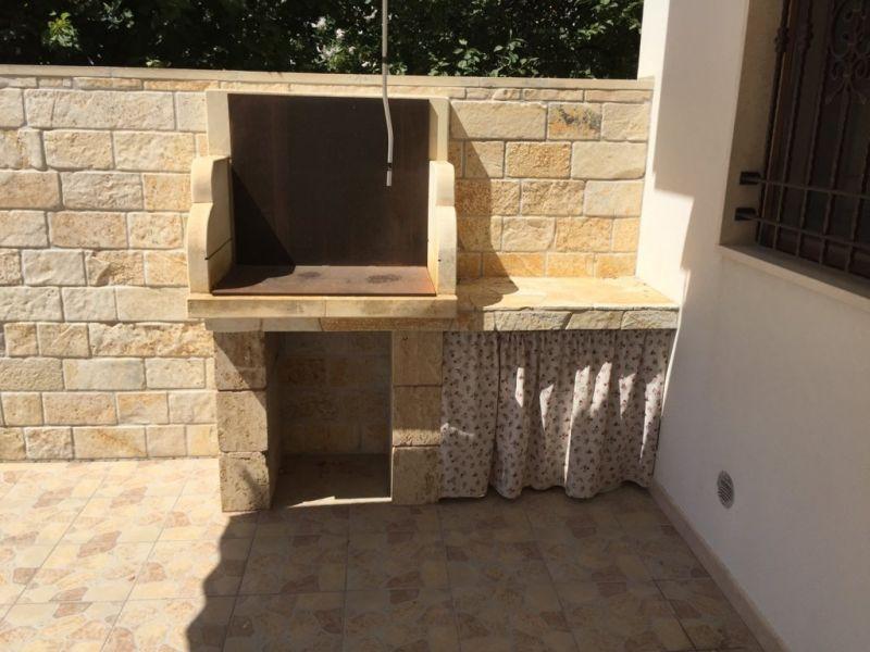 Barbecue Affitto Appartamento 95214 Gallipoli