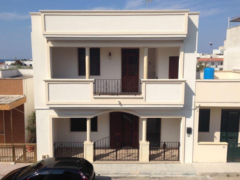 Vista esterna della casa vacanze Affitto Appartamento 95214 Gallipoli