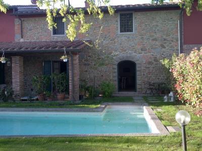 Vista esterna della casa vacanze Affitto Casa 96524 Montecatini Terme