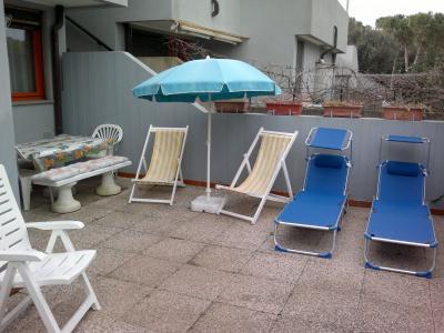 Giardino Affitto Appartamento 97272 San Vincenzo