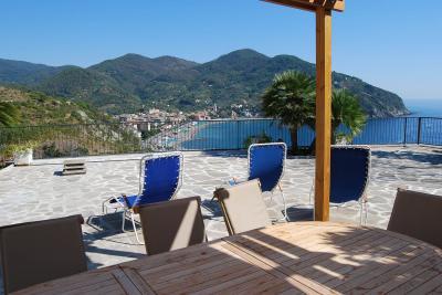 Terrazzo Affitto Villa  100451 Levanto