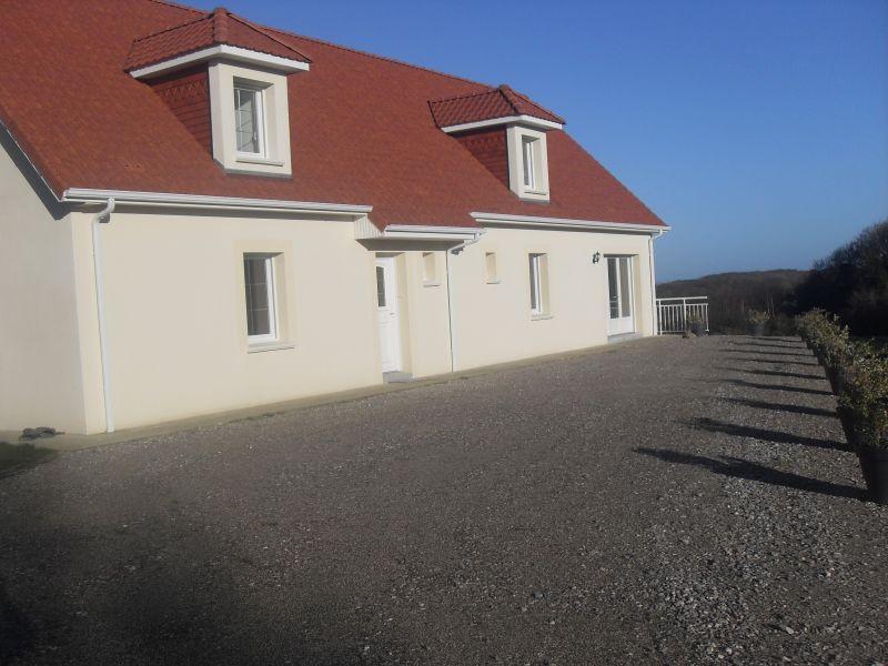 Vista esterna della casa vacanze Affitto Agriturismo 100930 Wissant