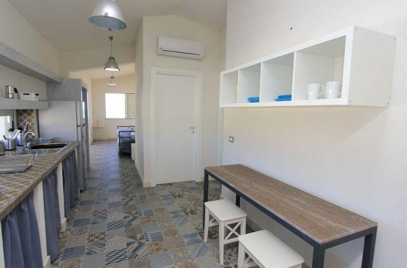 Angolo cottura Affitto Appartamento 102671 Donnalucata