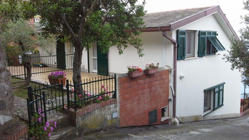 Vista dalla casa vacanze Affitto Appartamento 104451 Moneglia