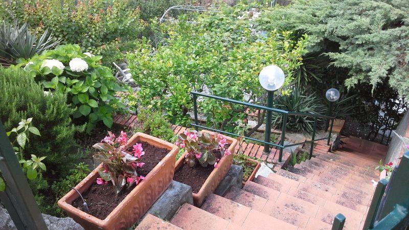 Giardino Affitto Appartamento 104451 Moneglia