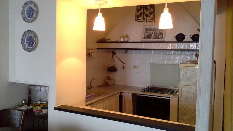 Angolo cottura Affitto Appartamento 104451 Moneglia