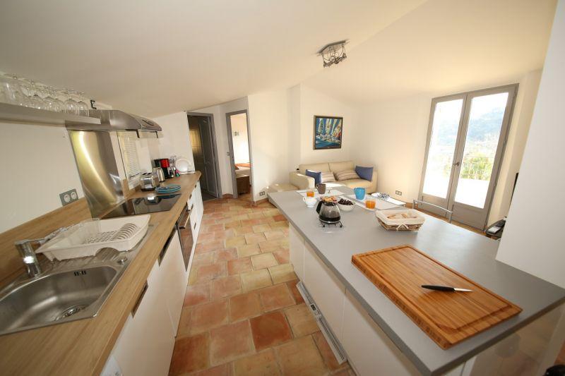 Cucina all'americana Affitto Appartamento 105422 Nizza