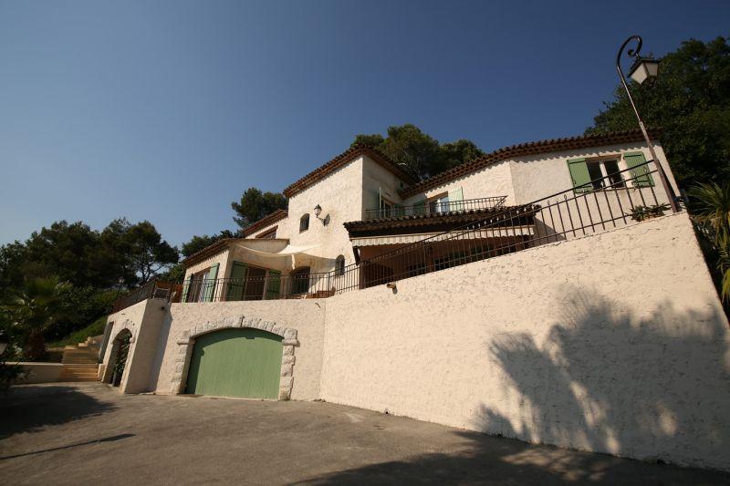 Vista esterna della casa vacanze Affitto Appartamento 105422 Nizza