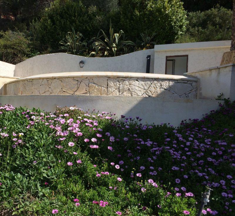 Giardino Affitto Appartamento 105422 Nizza