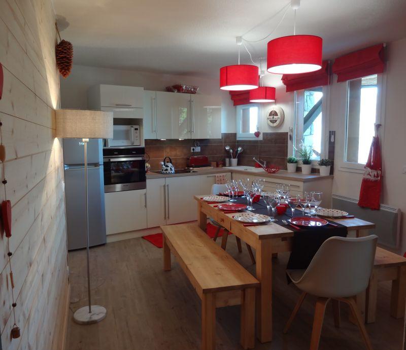 Cucina all'americana Affitto Appartamento 108308 Montchavin les Coches