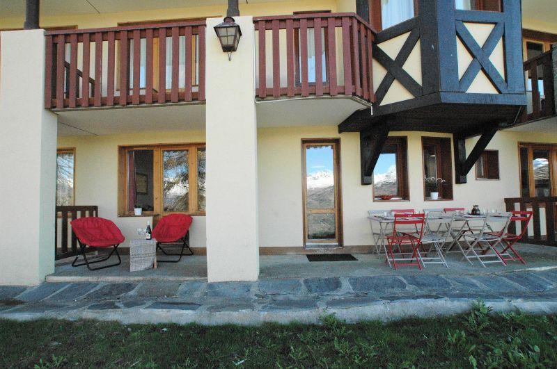 Vista esterna della casa vacanze Affitto Appartamento 108308 Montchavin les Coches