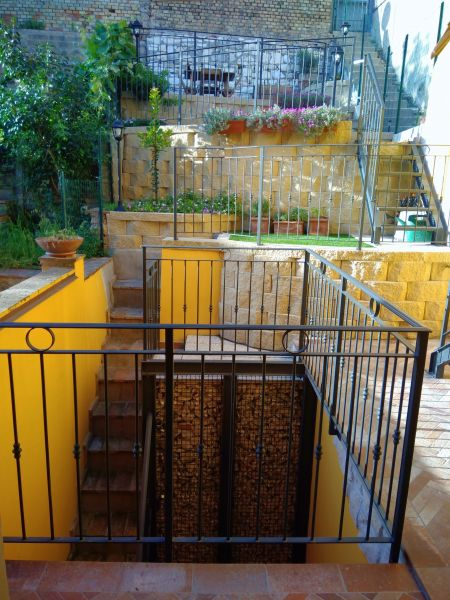 Balcone Affitto Appartamento 110930 Sirolo