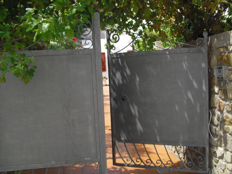 Entrata Affitto Villa  113425 Ponza