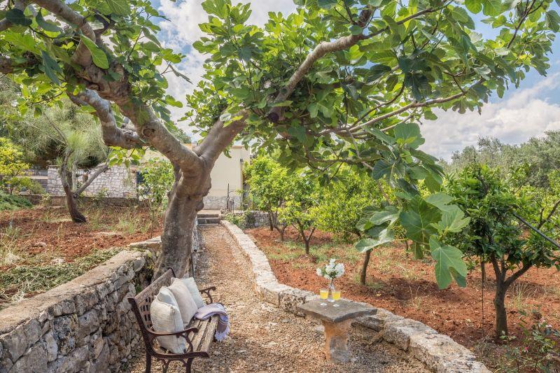 Giardino Affitto Villa  118208 Ostuni