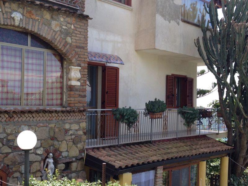 Vista dalla casa vacanze Affitto Appartamento 118281 Palinuro