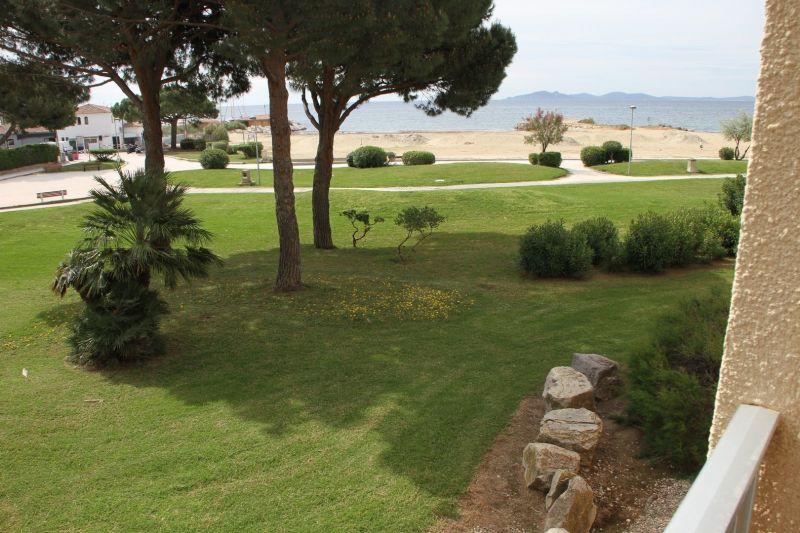 Vista dal balcone Affitto Appartamento 119451 La Londe les Maures