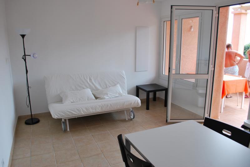 Soggiorno Affitto Appartamento 63813 Porto Vecchio