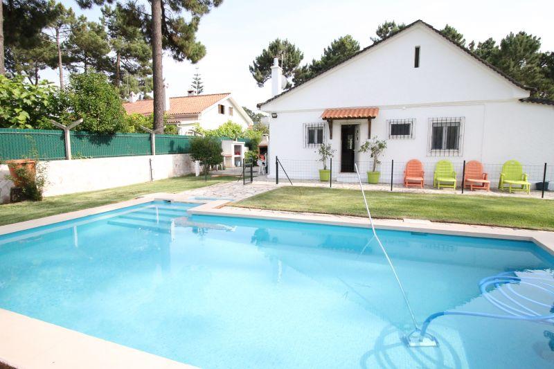Piscina Affitto Villa  64362 Lisbona