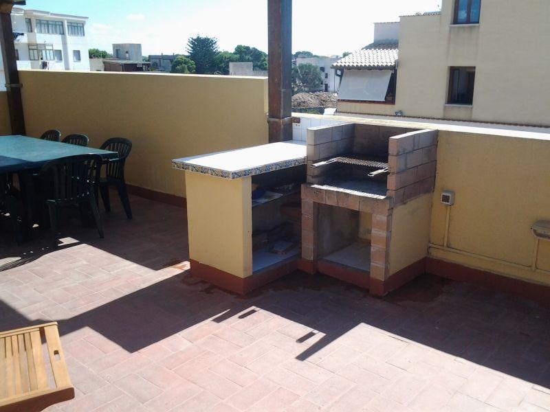 Barbecue Affitto Appartamento 68233 Favignana