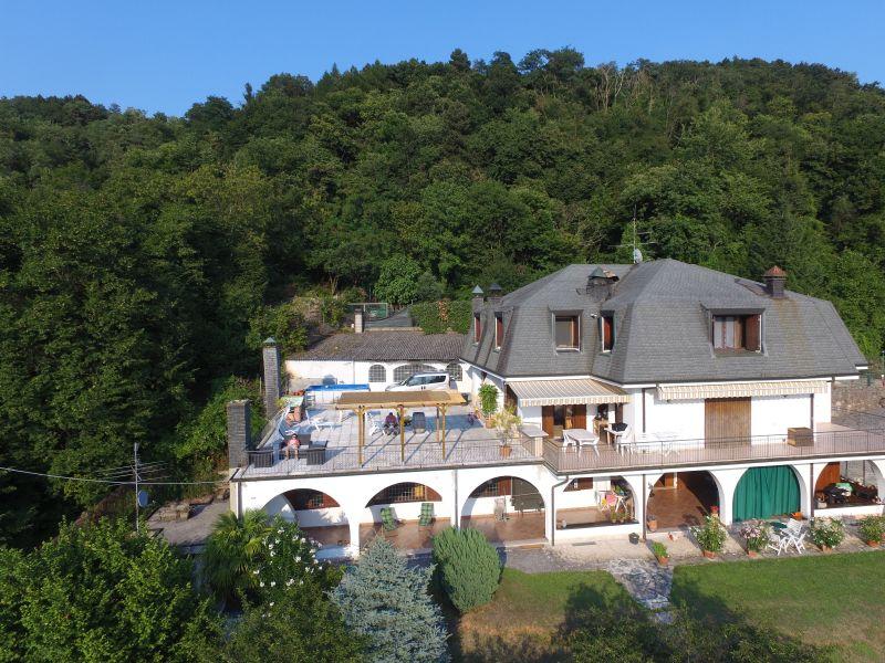 Vista esterna della casa vacanze Affitto Appartamento 69089 Caprino Veronese