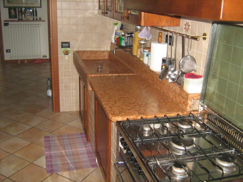 Cucina separata Affitto Appartamento 69089 Caprino Veronese