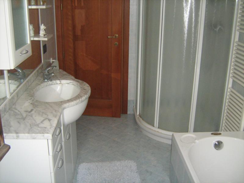 Bagno 1 Affitto Appartamento 69089 Caprino Veronese