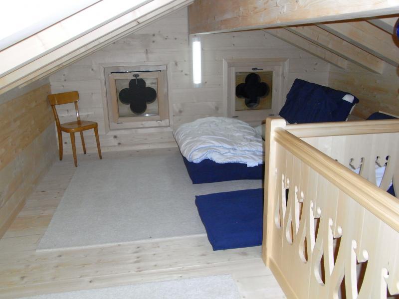 Loggia Affitto Chalet 69240 Les Crosets