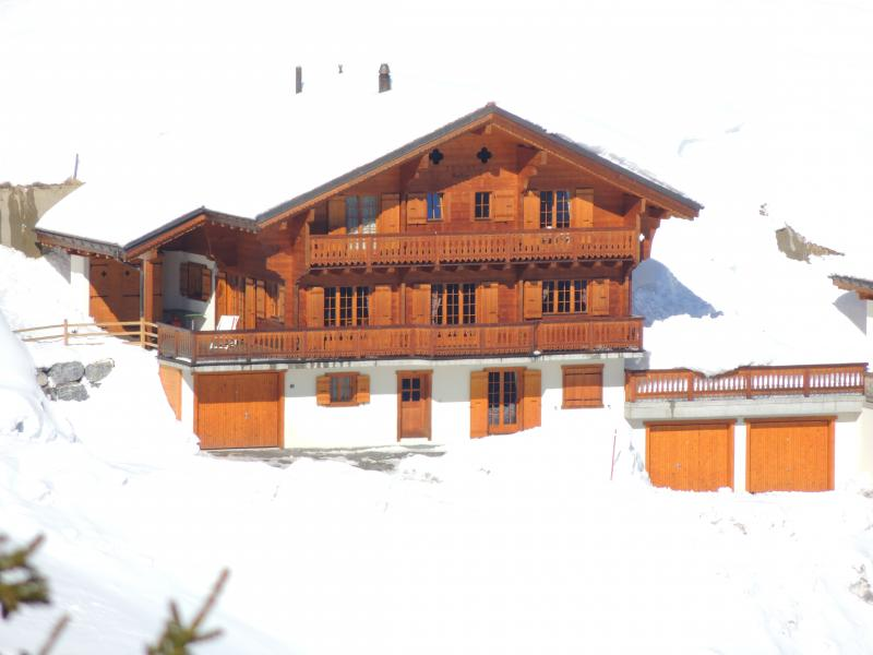 Vista esterna della casa vacanze Affitto Chalet 69240 Les Crosets