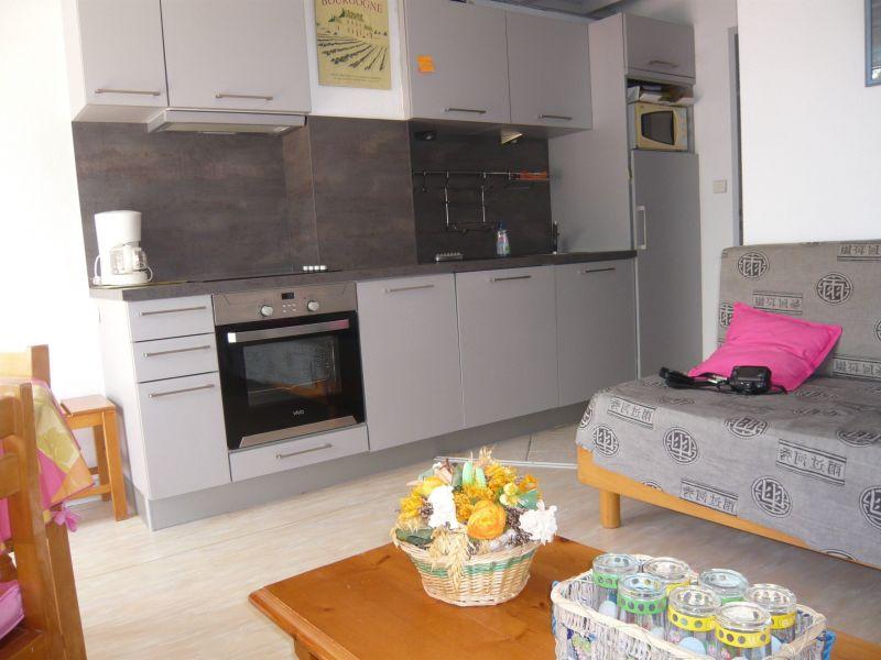 Angolo cottura Affitto Appartamento 74806 Quiberon