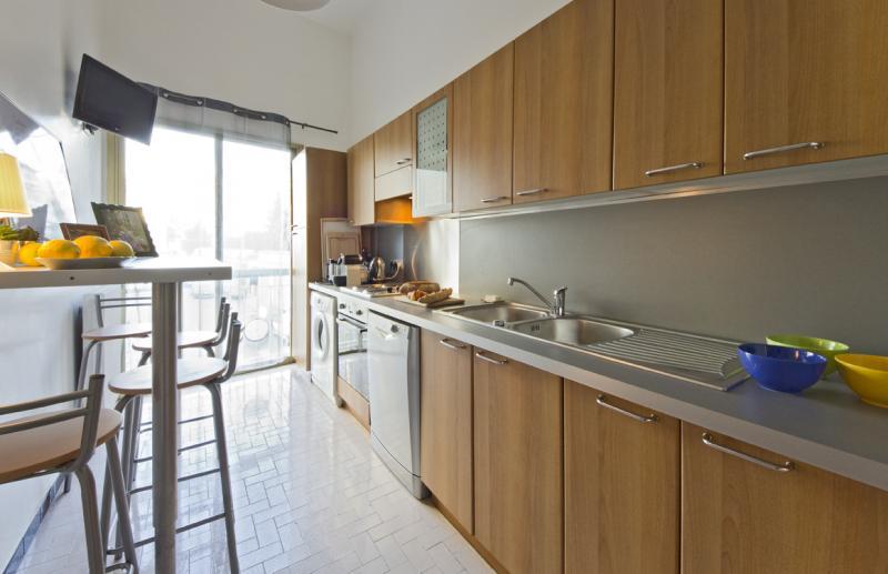 Cucina separata Affitto Appartamento 76250 Nizza