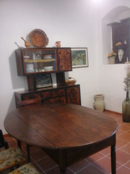 Sala da pranzo Affitto Casa rupestre 77543 Ragusa
