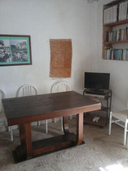 Soggiorno Affitto Casa rupestre 77543 Ragusa