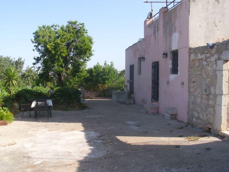 Vista dalla casa vacanze Affitto Casa rupestre 77543 Ragusa
