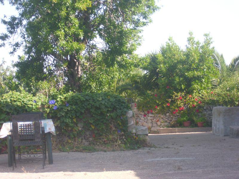 Vista esterna della casa vacanze Affitto Casa rupestre 77543 Ragusa