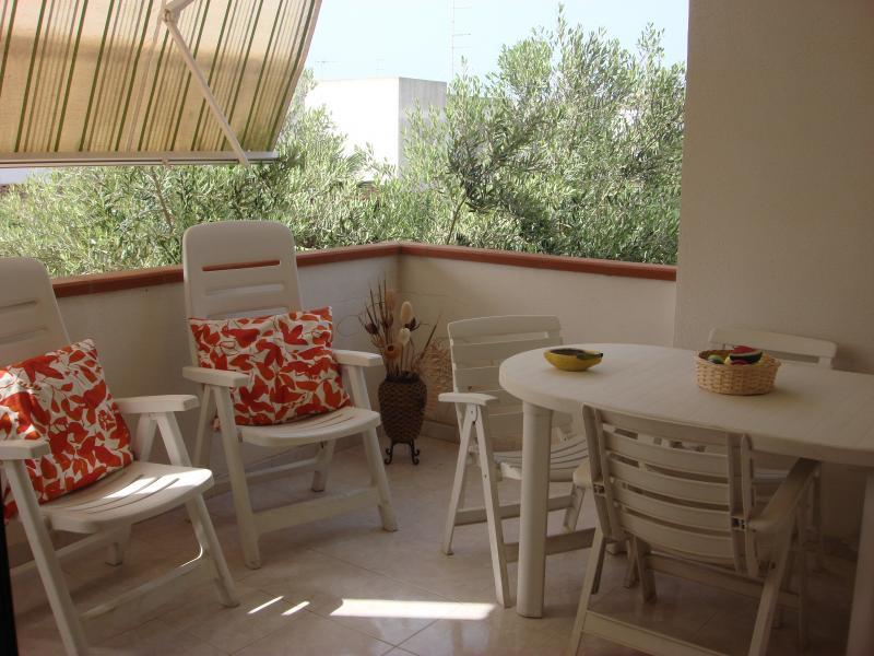 Veranda Affitto Villa  78087 Porto Cesareo