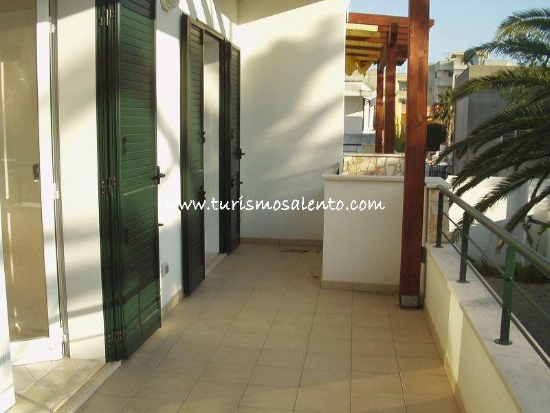 Veranda Affitto Appartamento 78888 Gallipoli
