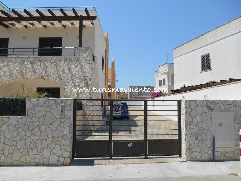 Vista esterna della casa vacanze Affitto Appartamento 78888 Gallipoli