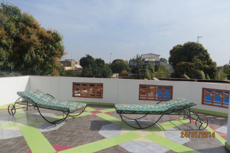 Vista dal terrazzo Affitto Villa  79199 Saly