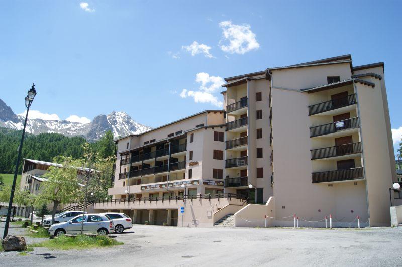 Vista esterna della casa vacanze Affitto Monolocale 79508 Le Sauze