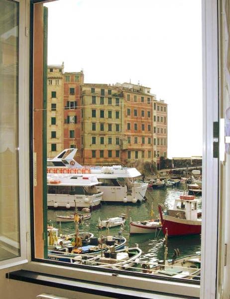 Vista dalla casa vacanze Affitto Appartamento 82387 Camogli