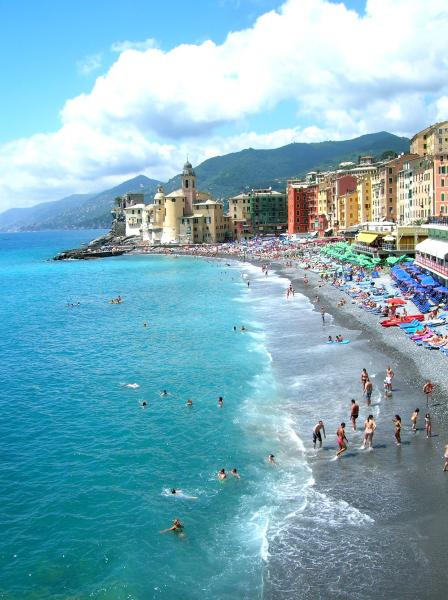 Spiaggia Affitto Appartamento 82387 Camogli