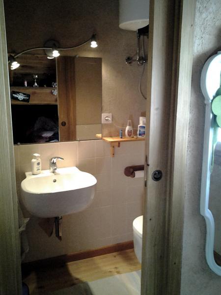 Bagno 2 Affitto Appartamento 82860 Monginevro