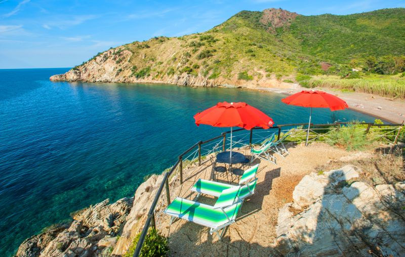 Terrazzo Affitto Appartamento 85148 Rio nell'Elba