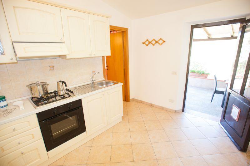 Cucina separata Affitto Appartamento 85148 Rio nell'Elba