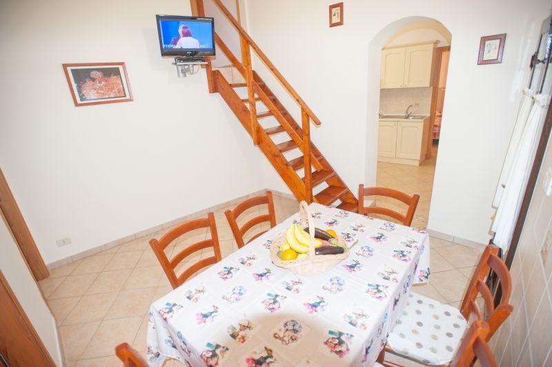 Sala da pranzo Affitto Appartamento 85148 Rio nell'Elba
