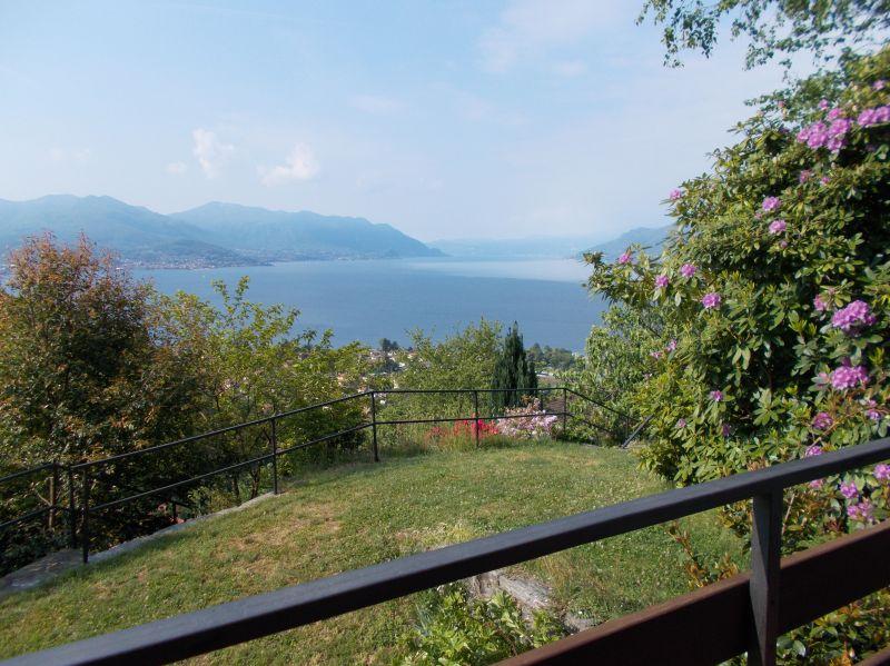 Vista dal balcone Affitto Appartamento 88904 Maccagno